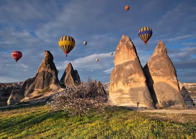 Cappadocia-كابادوكيا