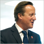 David Cameron to Appear on David Letterman