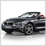 BMW الرابعة كابريو