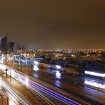 الأرصاد تتوقع هطول أمطار خفيفة إلى متوسطة على العاصمة الرياض -
