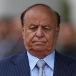 - الرئيس اليمني عبد ربه منصور هادي