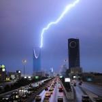- أمطار الرياض
