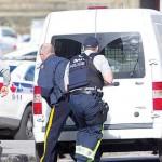 الشرطة-أثناء-محاولتها-تأمين-منطقة-قريبة-من-البرلمان-150x150