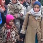 عشرات-من-العائلات-خرجوا-السبت-من-مدينة-دومة-في-الغوطة-الشرقية-150x150