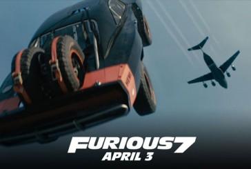 مقتطفات مثيرة من كواليس تصوير فيلم Furious 7!