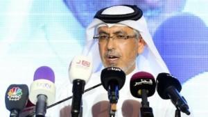 رئيس تحرير صحيفة الشرق القطرية جابر الحرمي